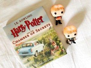 Harry Potter and the Chamber of Secrets Illustrated1