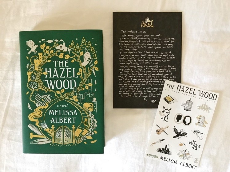 OwlCrate 2018 February5