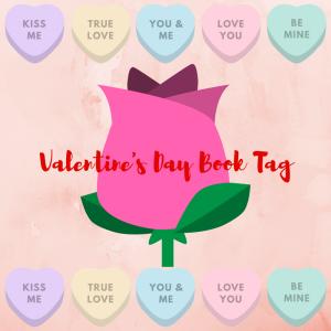 Valentine's Day Book Tag