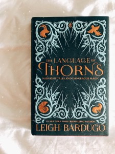 The Language of Thorns1