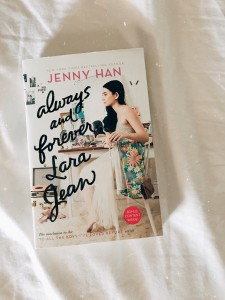 Always and Forever, Lara Jean1