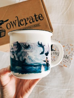 OwlCrate 2018 September8