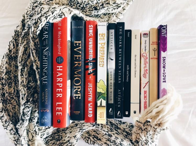 Book Haul - December 2018